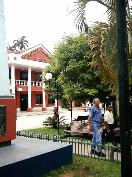 Alcaldía Municipal de Cobija