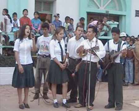 alumnos del Betania