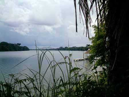 bello paraje en Tumichucua
