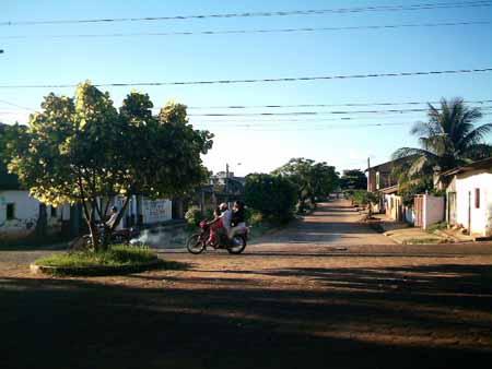 calle Bernardino Ochoa