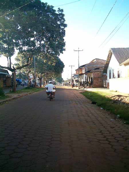 calle Sucre