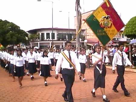 colegio Avaroa