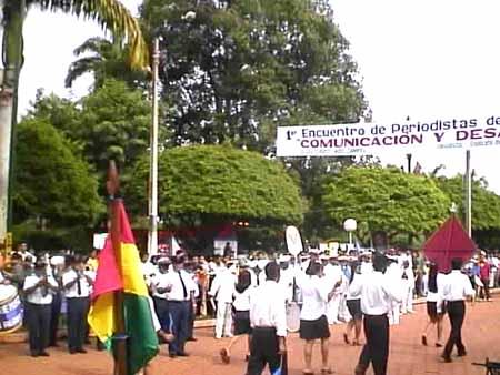 colegio Riberalta