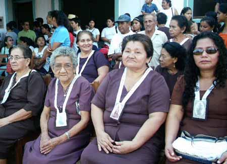 congregación Nuestra Señora del Carmen