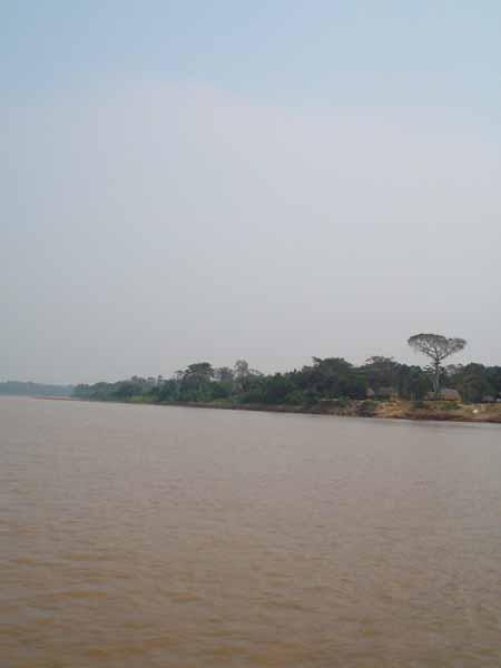 Copacabana río Beni