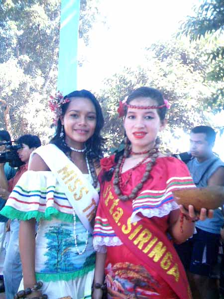 Joanel Terebas Reina de la tradición Bianca Hoyos Señorita Siringa