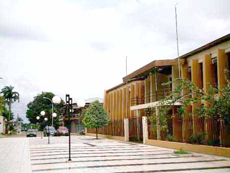 Edificio Prefectural de Pando