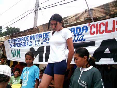 ganadoras maratón de mujeres