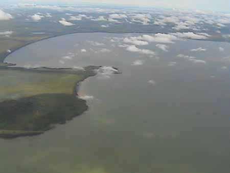 lago rogagua