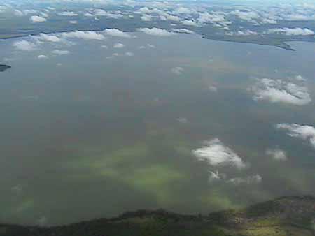 laguna ginebra
