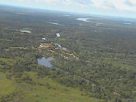 loma Suárez cerca a trinidad