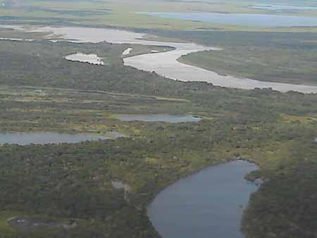 pequeños lagos