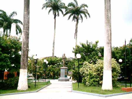 plaza 11 de Octubre