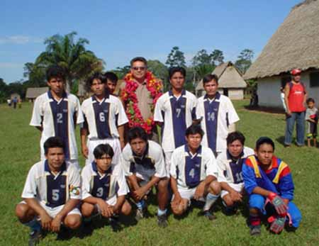 club deportivo CETHA