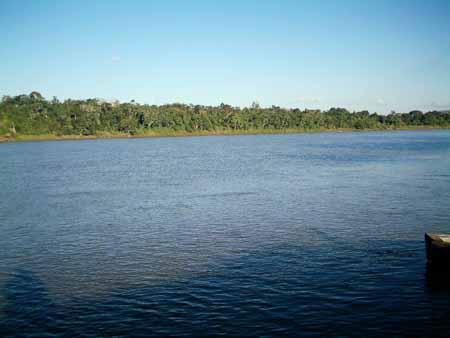 río Beni sector Blanca Flor