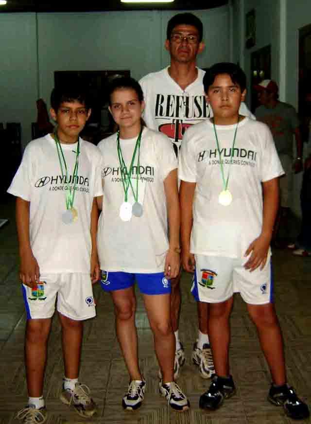 Riberalta campeón en tenis de mesa 4 640