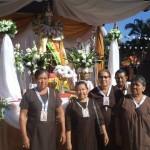 Directiva de la congregación Nuestra Señora del Carmen