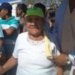 Doña Olga Burgos..... cumpliendo 89 añitos
