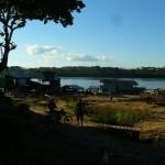 En el viejo Puerto Capitanía