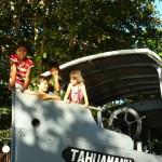 Los niños en la Tahuamanu