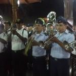 Músicos de la fuerza aérea