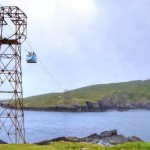Seilbahn / Dursey Cable Car Ballaghboy Beara Peninsula County Cork Ireland