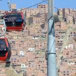 Seilbahn /  La Paz