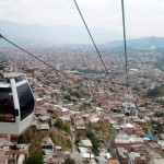 Seilbahn / Metrocable / Colombia